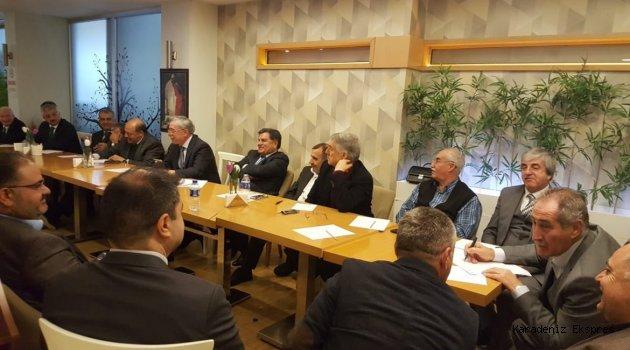 Sivil Siyaset Girişimi Toplantısı