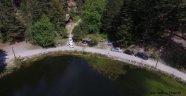 Kastamonu'nun sihirli güzelliği 'Dipsizgöl' turizme kazandırılıyor