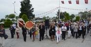 Ereğli ilçesinde 30 Ağustos Zafer Bayramı kutlandı