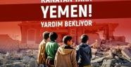 Yemen için yardım kampanyası