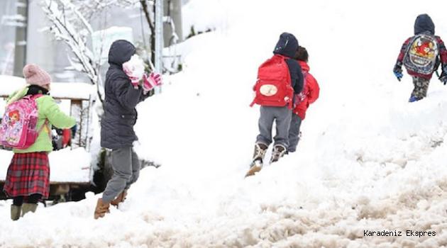Yurt genelinde kış etkisini göstermeye başladı