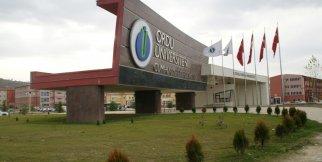 Ordu Üniversitesi 2013