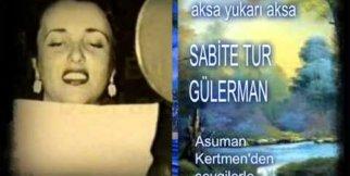 Ordunun Dereleri: Sabite Tur Gülerman
